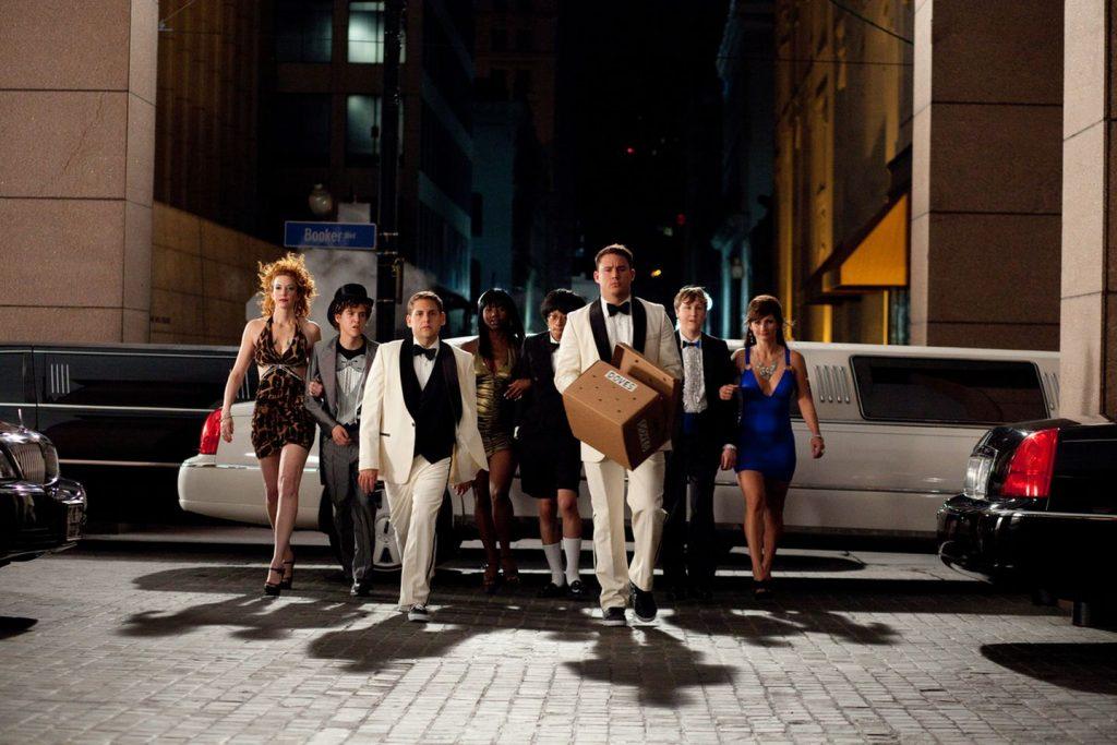 21 Jump Street - movie scene 1
