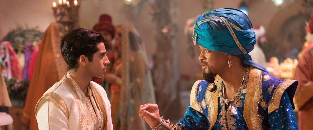 Aladdin - movie scene 1