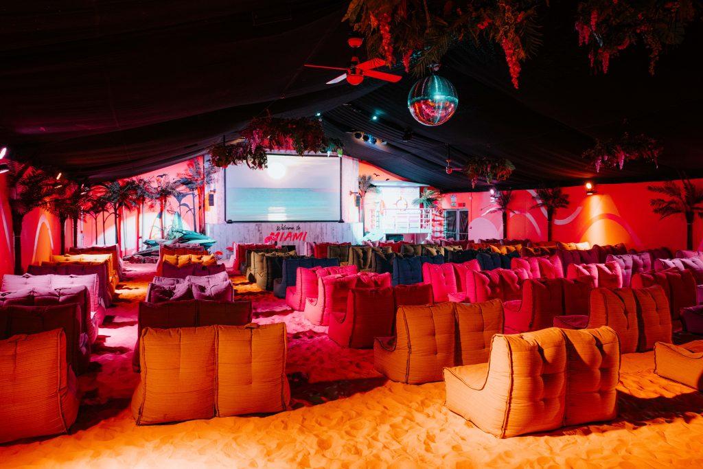 Miami Beach cinema image