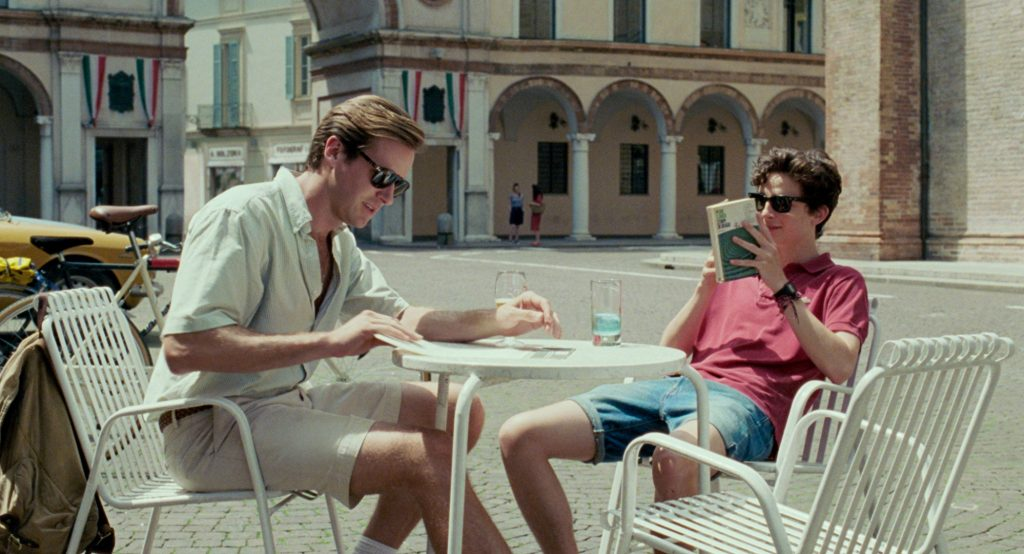 Call Me By Your Name - Movie Scene 2