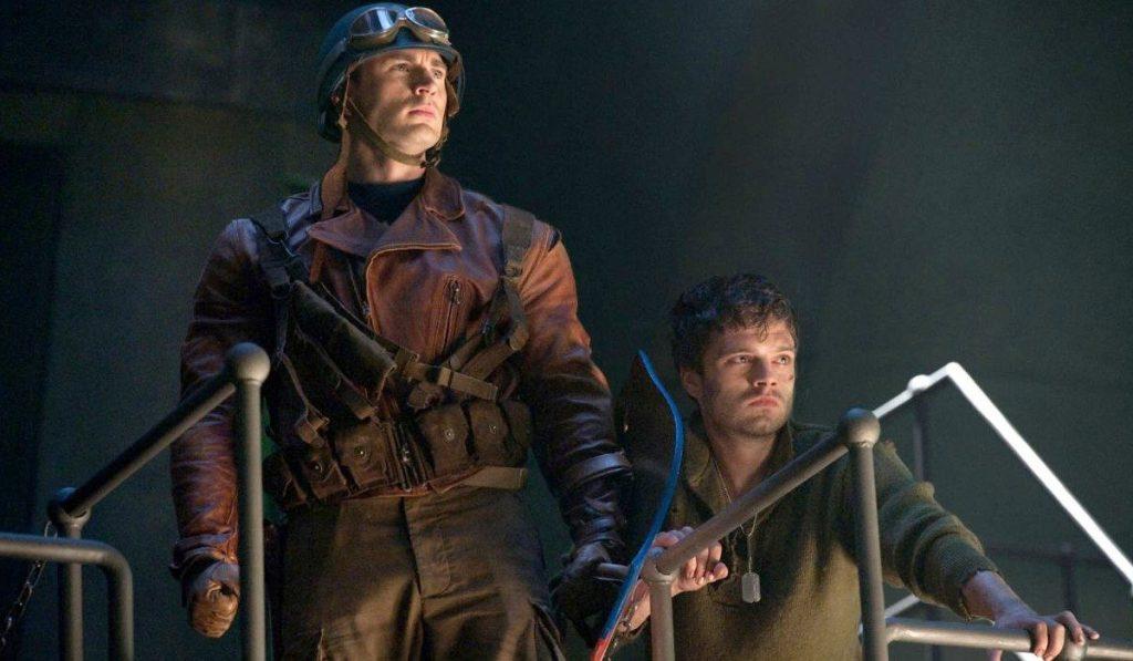 Captain America The First Avenger - movie scene 2