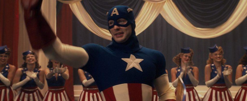 Captain America The First Avenger - movie scene 3