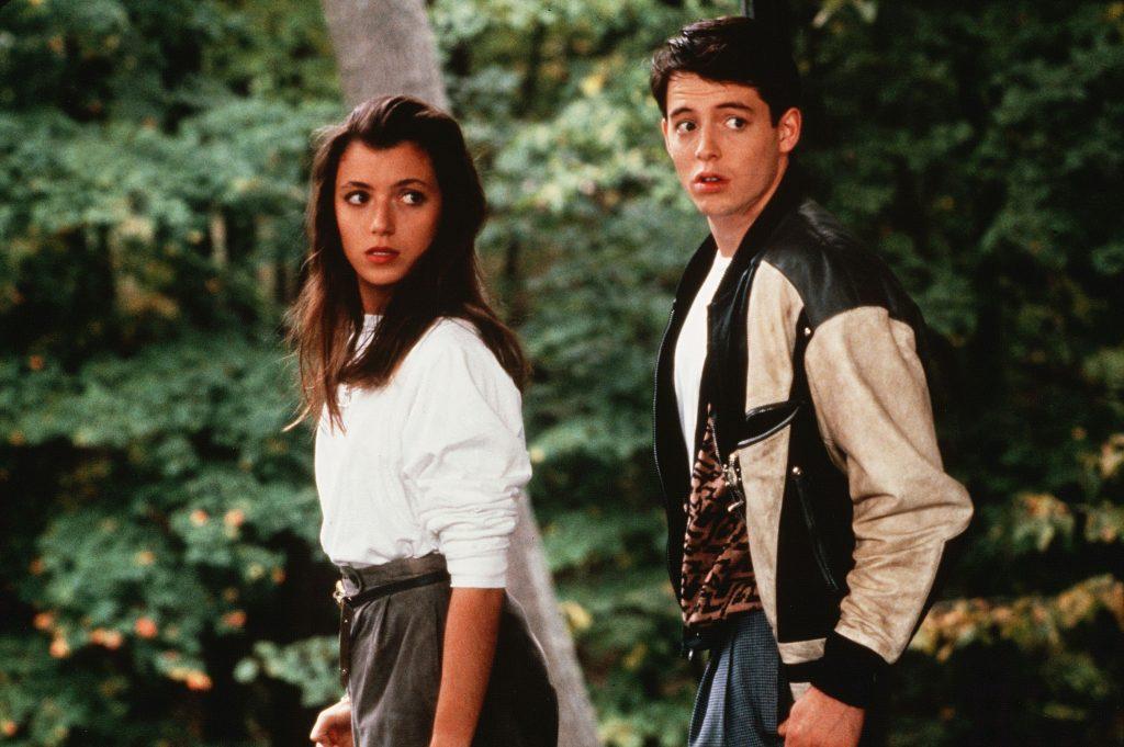 Ferris Bueller's Day Off - Movie Scene 1