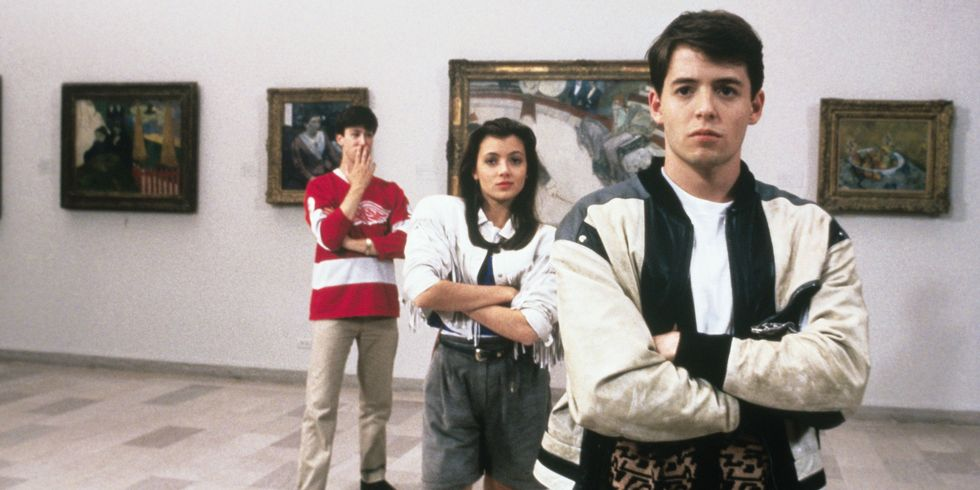 Ferris Bueller's Day Off - Movie Scene 2