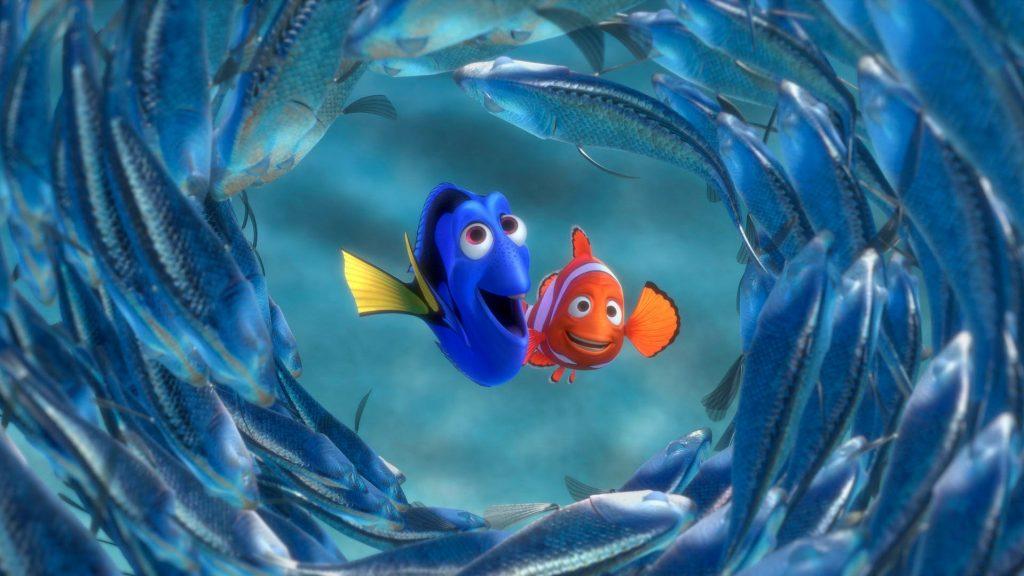 Finding Nemo - Movie Scene 1