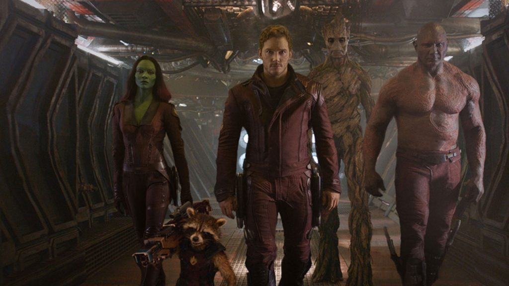 Guardians of the Galaxy - Movie Scene 2