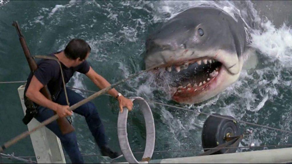 Jaws - movie scene 1