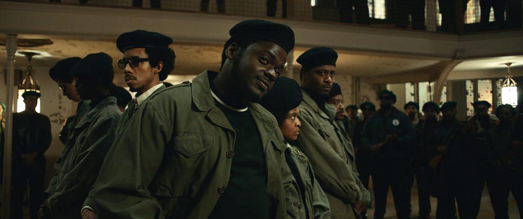 Judas and the Black Messiah - movie scene 1
