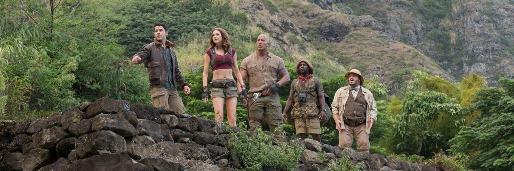 Jumanji Welcome to the Jungle - movie scene 1