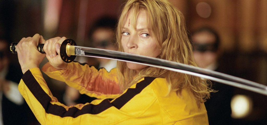 Kill Bill movie still