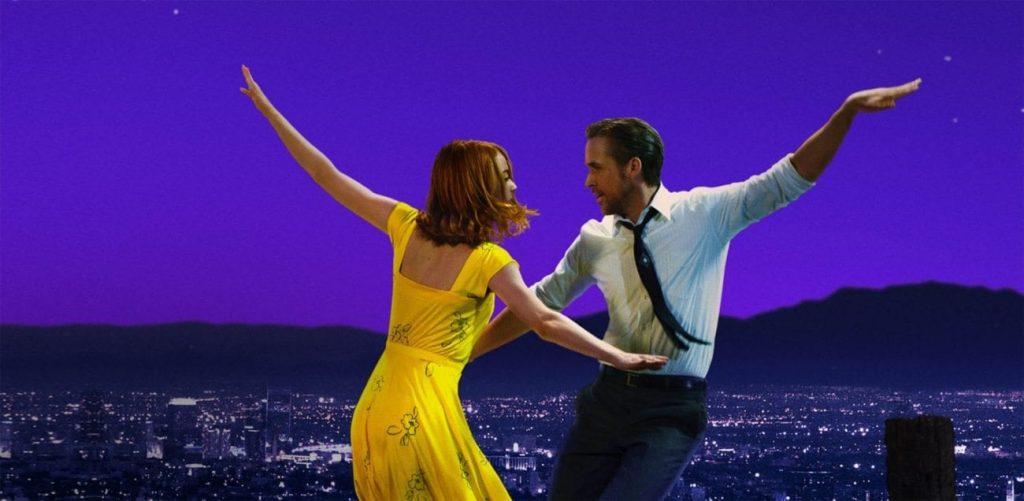 La La Land - movie scene 2