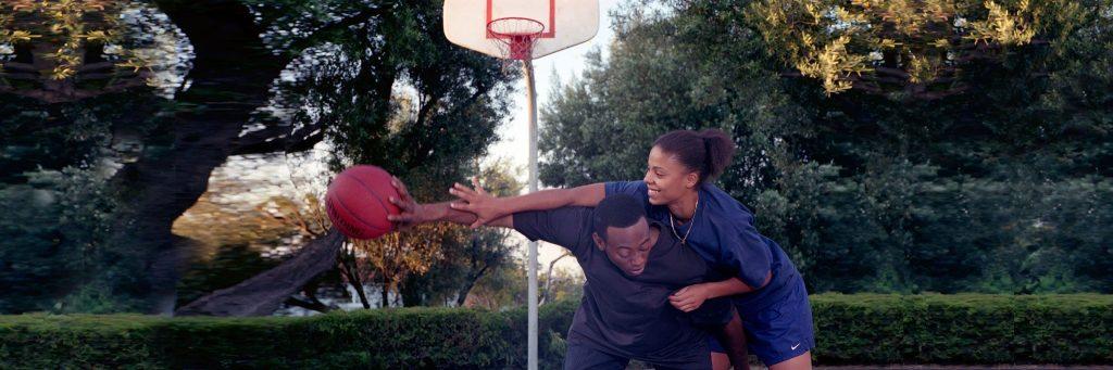 Love & Basketball - movie scene 2