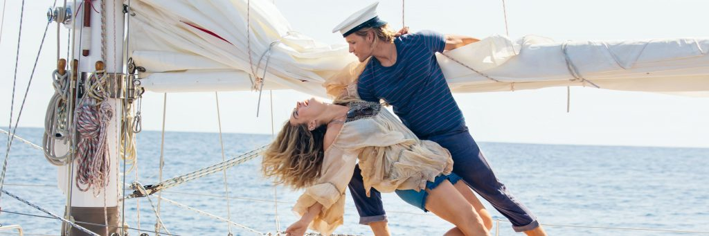 Mamma Mia! Here We Go Again - movie scene 1