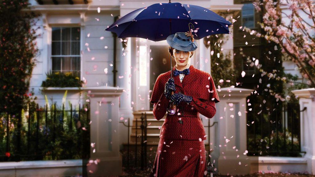 Mary Poppins Returns - movie scene 1
