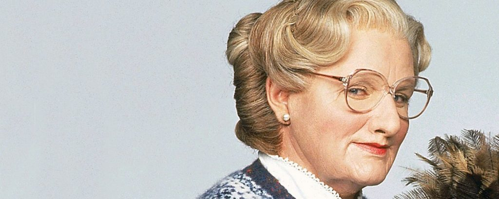 Mrs Doubtfire - movie scene 1