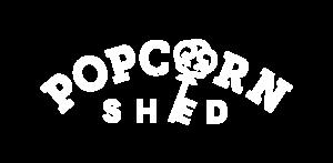 Popcorn shed logo