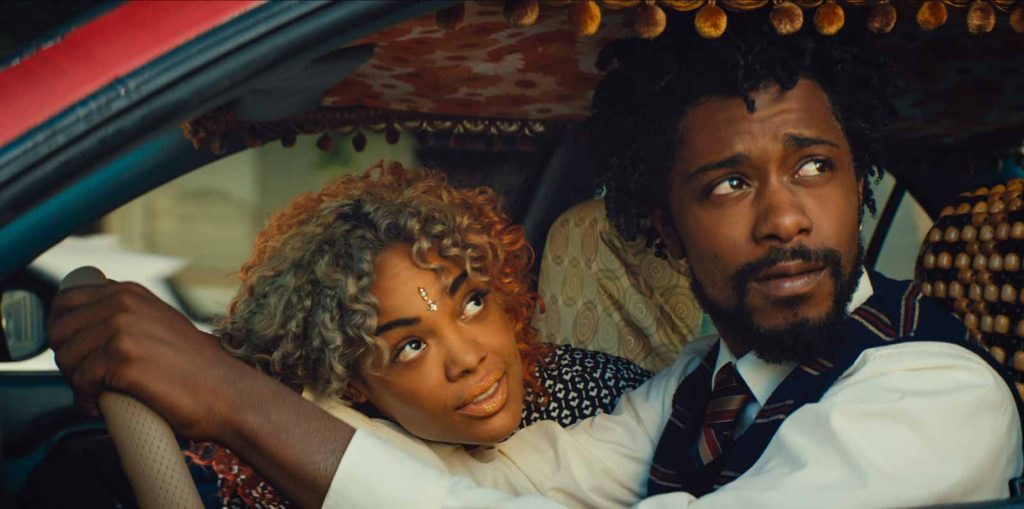 Sorry to Bother You - movie scene 1