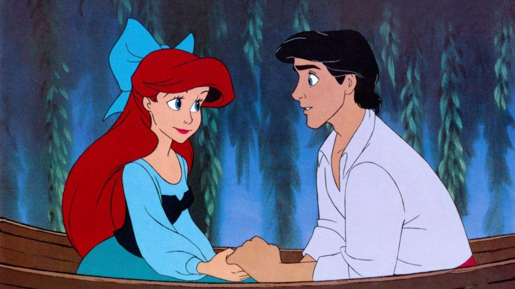 The Little Mermaid - movie scene 3