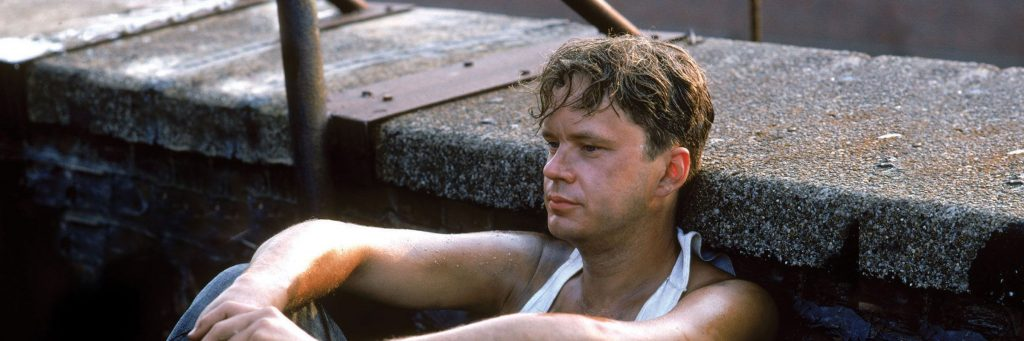 The Shawshank Redemption - movie scene 1