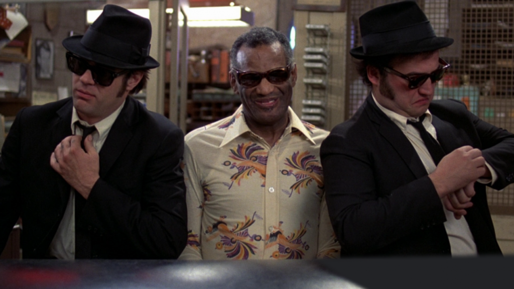 the blues brothers - movie scene 1