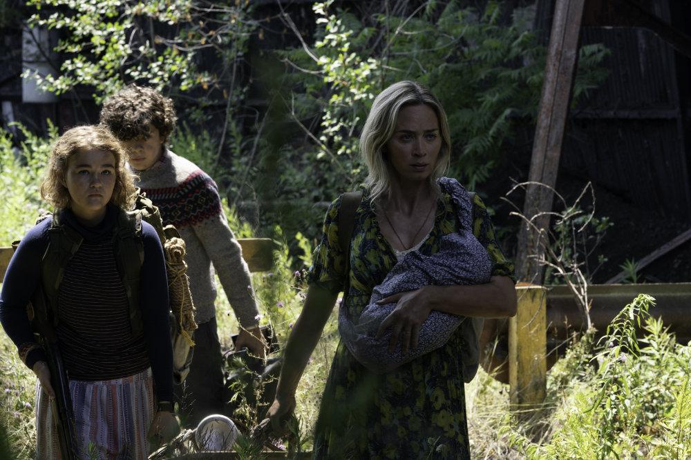 A Quiet Place Part II - movie scene