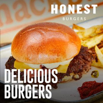 Honest Burgers image