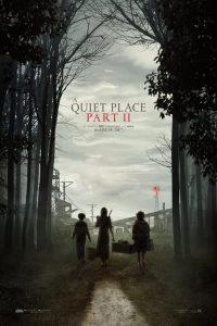Quiet Place Part II - movie poster