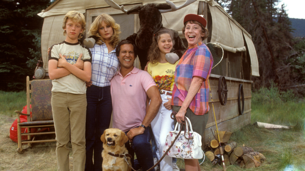 national lampoons vacation movie scene