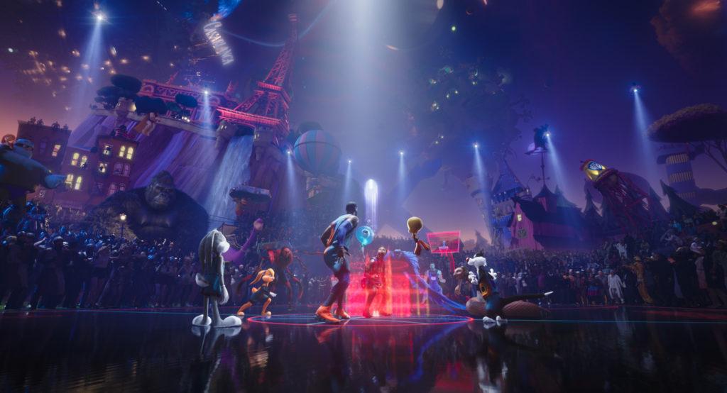 Space Jam A New Legacy - movie scene