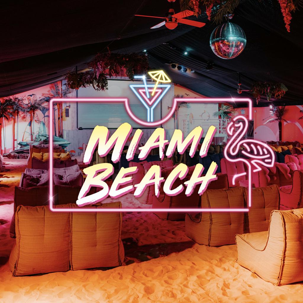 Miami Beach Summer Square