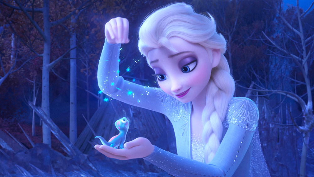 Frozen 2 - movie scene 2