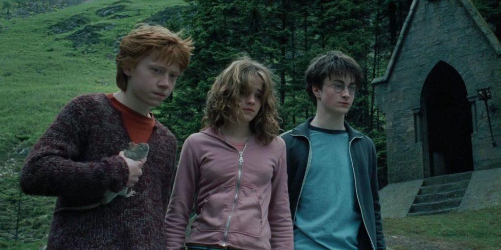Harry Potter and the Prisoner of Azkaban - movie scene 2