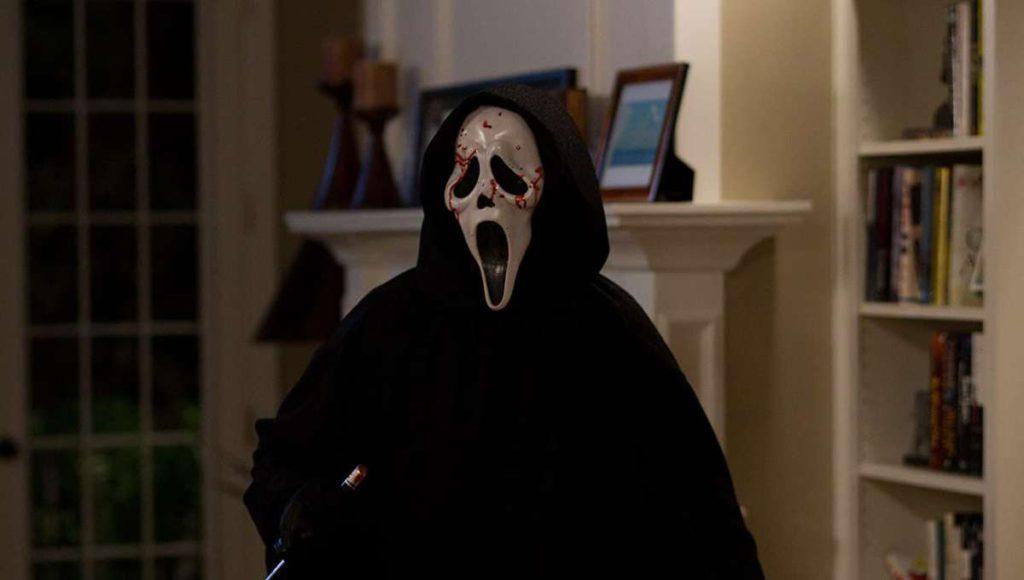 scream - movie scene 1