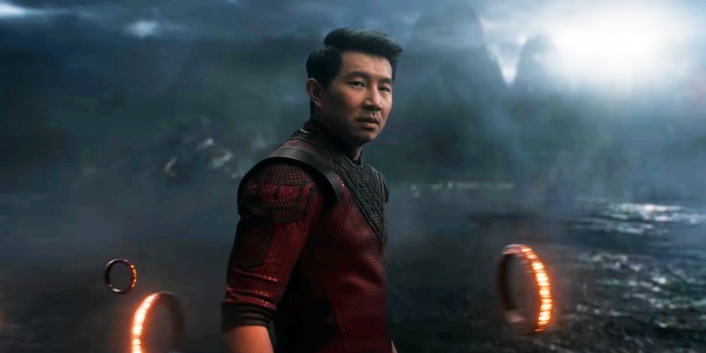 Shang-Chi and the Legend of the Ten Rings - movie scene 1