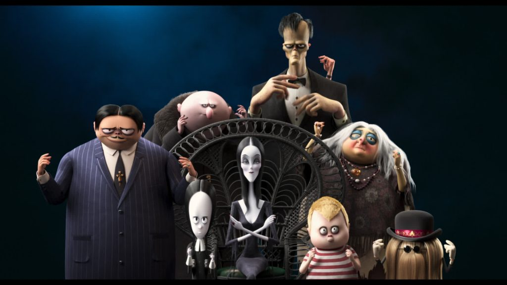 The Addams Family 2 - movie scene 1