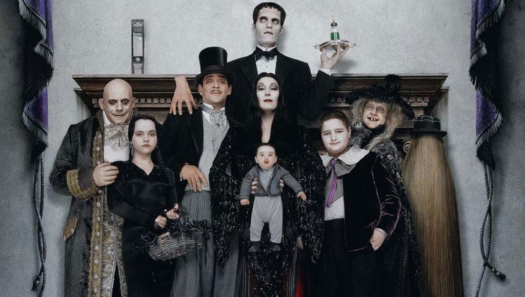 The Addams Family Values - movie scene 2