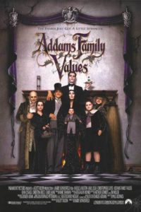 The Addams Family Values poster