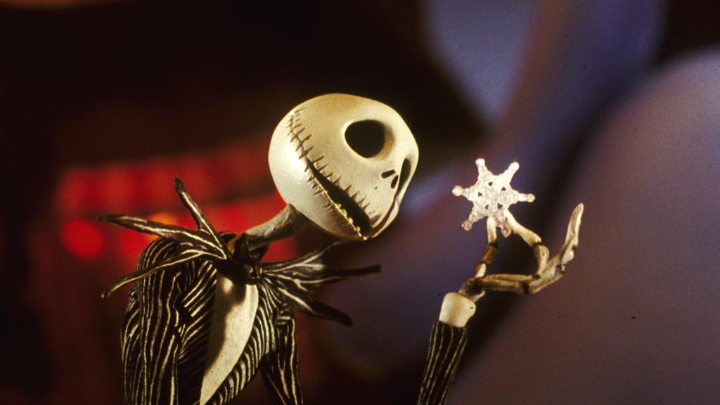 The Nightmare before Christmas - movie scene 3