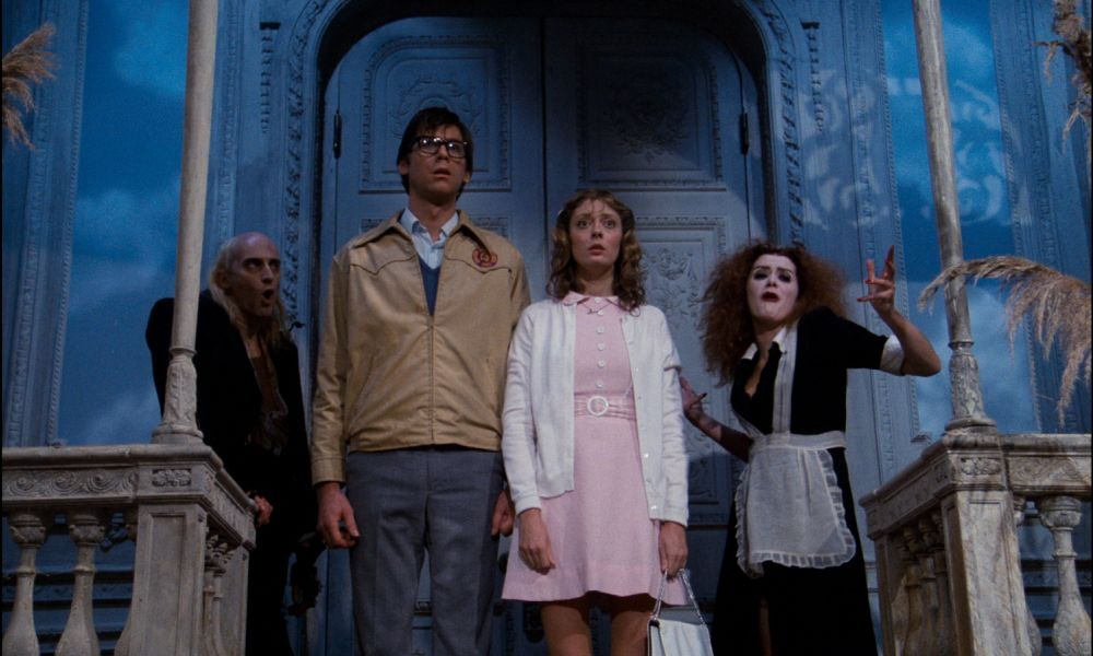 The Rocky Horror Picture Show - movie scene 2