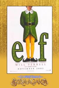 elf movie poster