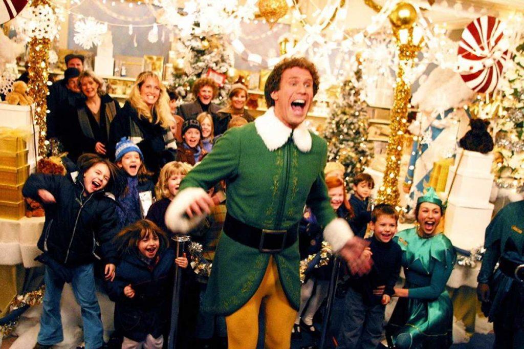 Elf - movie scene